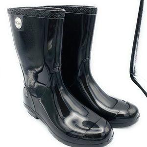 UGG Rain Boots Calf Height